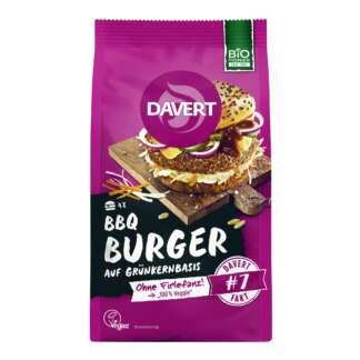 Bio Mix pentru Burger BBQ Burger Davert 160 g