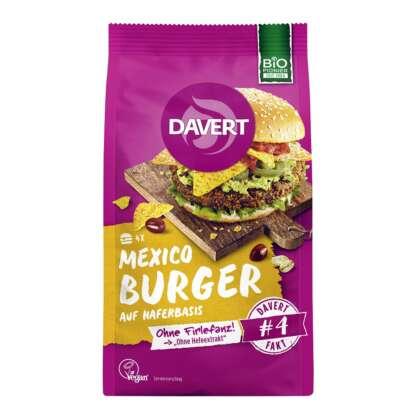 Bio Mix pentru Burger Mexico Burger Davert 155 g