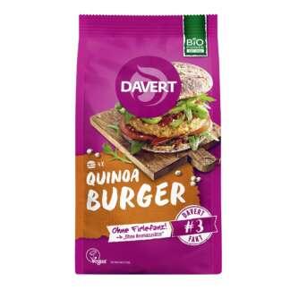Bio Mix pentru Burger din Quinoa Davert 160 g
