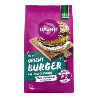 Bio Mix pentru Burger Orient Burger Davert 185 g