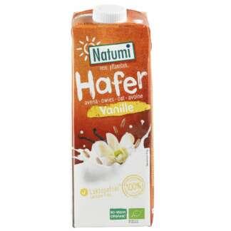 Bio Lapte de Ovaz cu Vanilie Fara Zahar Natumi 1l
