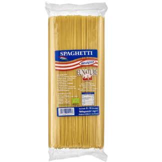 Bio Paste Spaghete din Grau Dur Eunature 1 kg