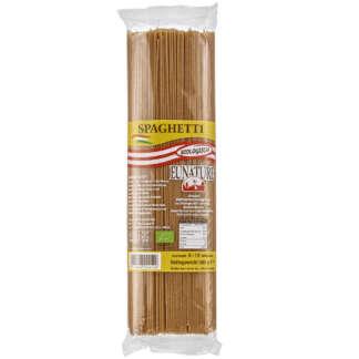 Bio Paste Spaghete din Grau Dur Integral Eunature 500 g